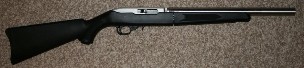 10/22 Takedown rifle