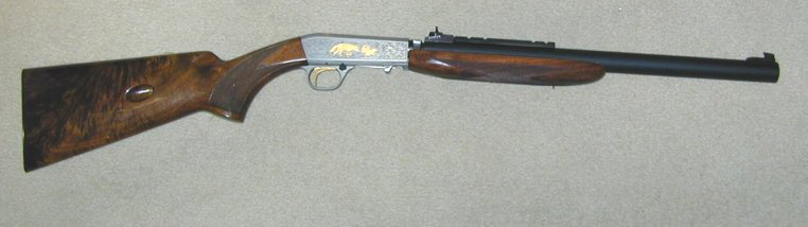 Browning  Takedown .22 rifle
